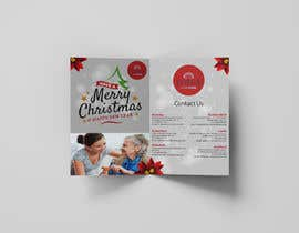 #31 for Design a bespoke Christmas Card af abuhanifaeu