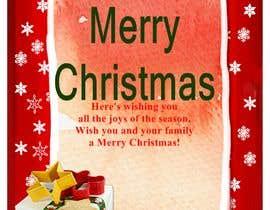 #35 for Design a bespoke Christmas Card af saikatkhan1196