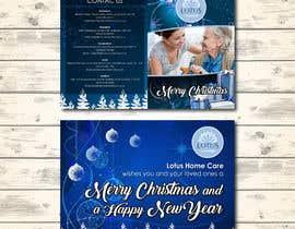 #18 for Design a bespoke Christmas Card af andreschacon218