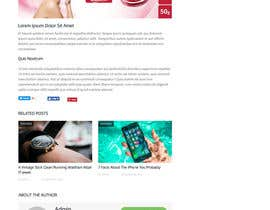 nº 1 pour Design and place ads on a sample web page par whitebeast
