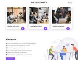 nº 10 pour Design and place ads on a sample web page par TheSRM