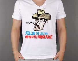 Nro 19 kilpailuun Design a T-Shirt for DTF in China käyttäjältä ThuN1895