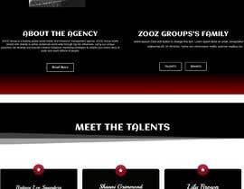 Nro 52 kilpailuun Website Design for Social Media Agency käyttäjältä Annxlc