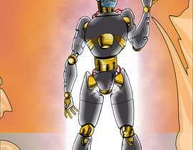 nº 24 pour Kawaii style robots par syrsyr