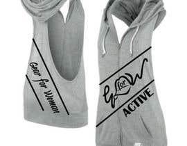 #109 para Design clothing with logo por mdshuva