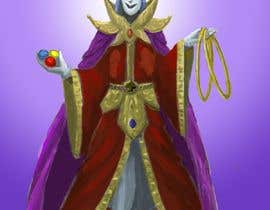 #41 for The Jester King,  robes and masks by zoroshin