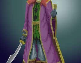 #52 for The Jester King,  robes and masks by zoroshin
