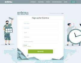 #18 for Redesign a little test-page - get a full time employment with us! by Richardsetu1