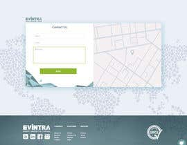 #14 for Redesign a little test-page - get a full time employment with us! by whitebeast