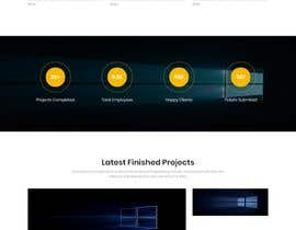#2 for Redesign a little test-page - get a full time employment with us! by VisionXTech