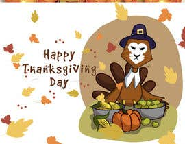 #11 for Create a Thanksgiving version of our logo by DanrleiAriza