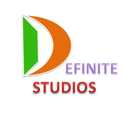 #5 for Logo Design for Definite Studios by webcuits