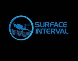 rashidabdur20님에 의한 I need a logo for our new boat called SURFACE INTERVAL을(를) 위한 #322