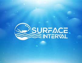 araruf009님에 의한 I need a logo for our new boat called SURFACE INTERVAL을(를) 위한 #209