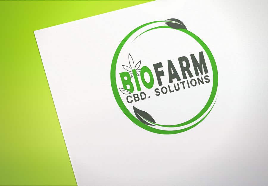 Kilpailutyö #79 kilpailussa Design a Logo - BioFarm Hemp Solutions