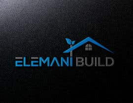 #65 for I need a logo designed for a new residential building business called ELEMANI BUILD. I'm open to design ideas and colour schemes. Thanks by shahadatfarukom5