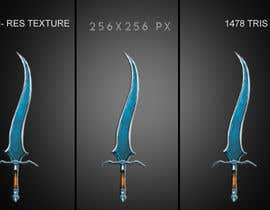 #31 for Create 3D Models (Swords) af rezaulhoquebd24