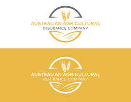 #556 for Logo design required for agricultural insurance company af Dexignflow