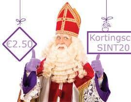 nº 4 pour banner for sint and santa par shar1990