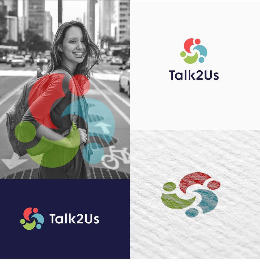 Konkurrenceindlæg #66 for Talk2Us project logo