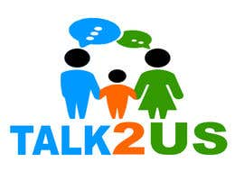 #63 for Talk2Us project logo by istahmed16
