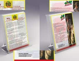#2 for Yerba mate SALES flyer, double sided size A5. af TaAlex