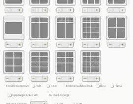 #6 para Design a image with different windows por AdvancedArts