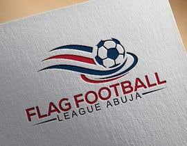 nº 8 pour American Football league logo par imshamimhossain0