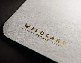 Nro 54 kilpailuun WildCardEvents Logo käyttäjältä shojibbabu77