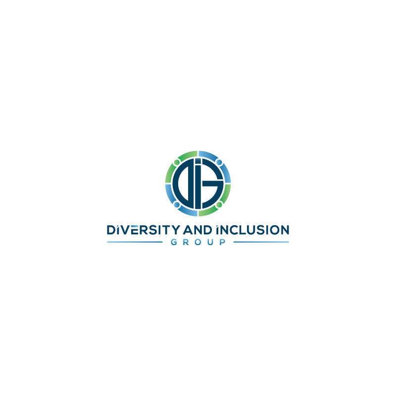 Kilpailutyö #53 kilpailussa diversity and Inclusion group logo