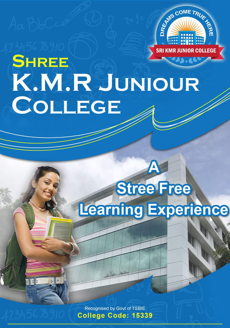 10+ Best For Front Page College Brochure Design