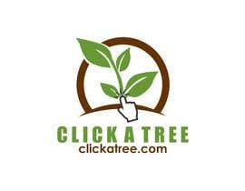 #42 для Click A Tree Logo Design от BayuOdhe