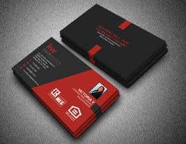 #56 para create double sided business card - 21/11/2018 12:44 EST por tanzinaakter097