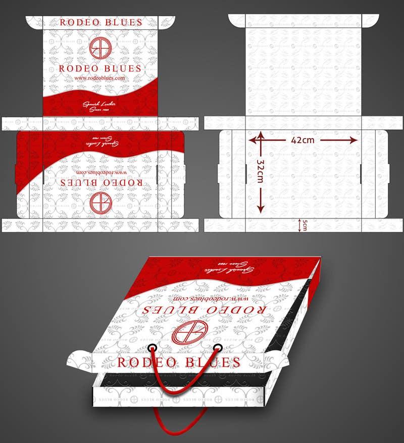 Konkurrenceindlæg #                                        18                                      for                                         Packaging Designs for Handbags and Belts