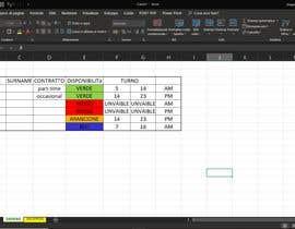 #12 для Excel Automatic Rostering Spreadhseet от furious84