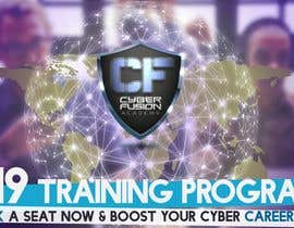 #34 for Create banner for cybersecurity training event by Mihai1594