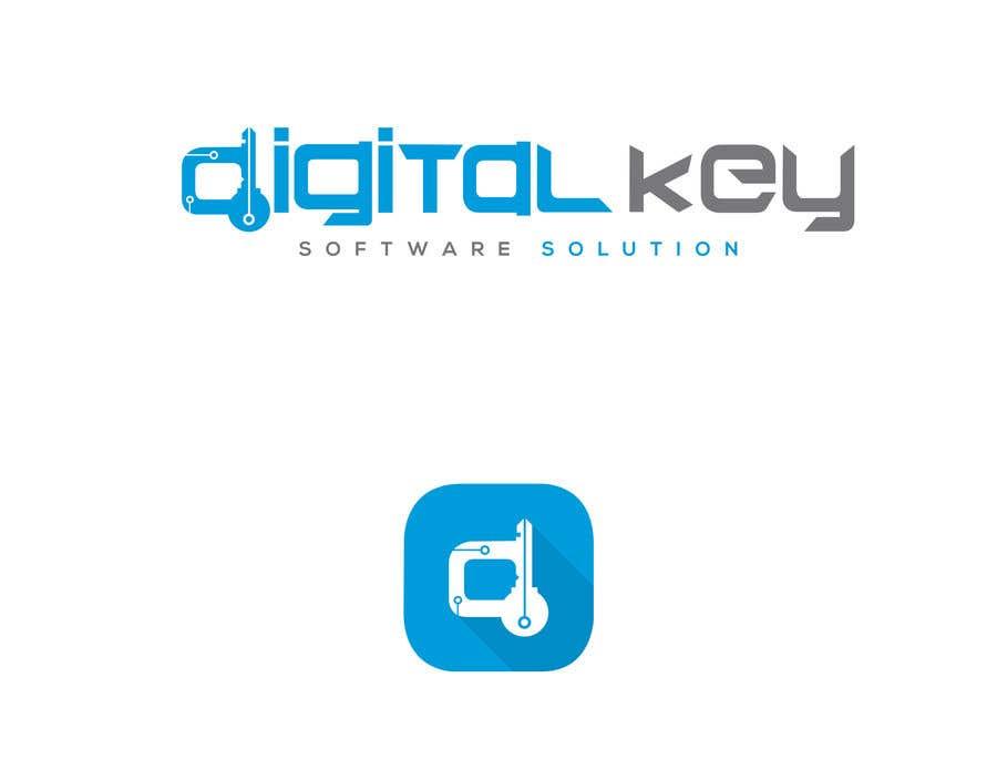 Konkurrenceindlæg #67 for Logo for firm name Digital Key
