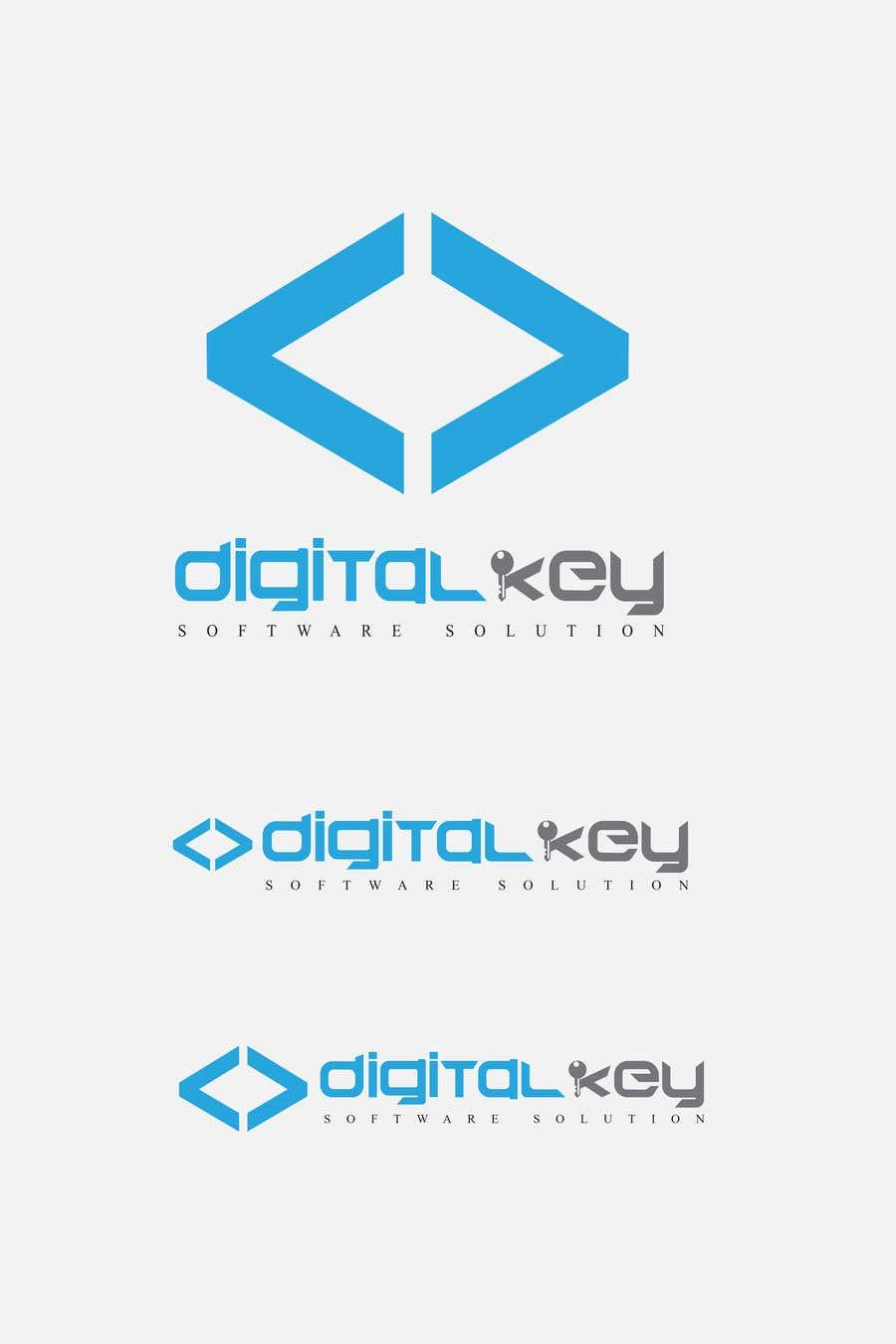 Konkurrenceindlæg #41 for Logo for firm name Digital Key