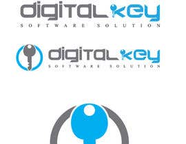 #60 for Logo for firm name Digital Key af BDesigne49
