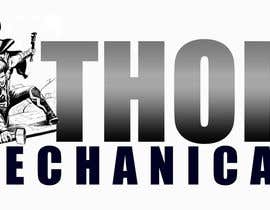 #9 para Logo Design for Thor Mechanical por wuzupwithmekid