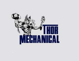#15 para Logo Design for Thor Mechanical por mauriciocoria