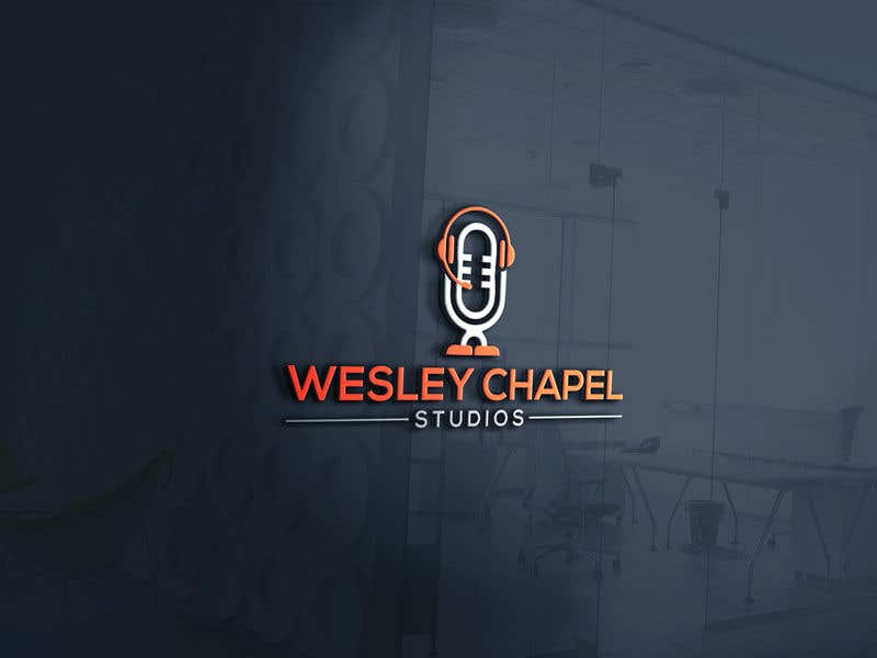 Konkurrenceindlæg #40 for Wesley Chapel Studios Logo Design - ORIGINAL DESIGNS ONLY!!!!