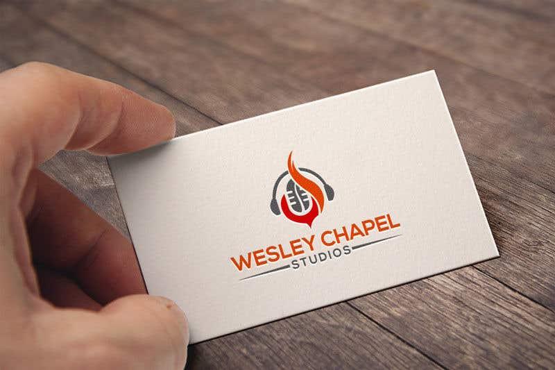 Konkurrenceindlæg #64 for Wesley Chapel Studios Logo Design - ORIGINAL DESIGNS ONLY!!!!