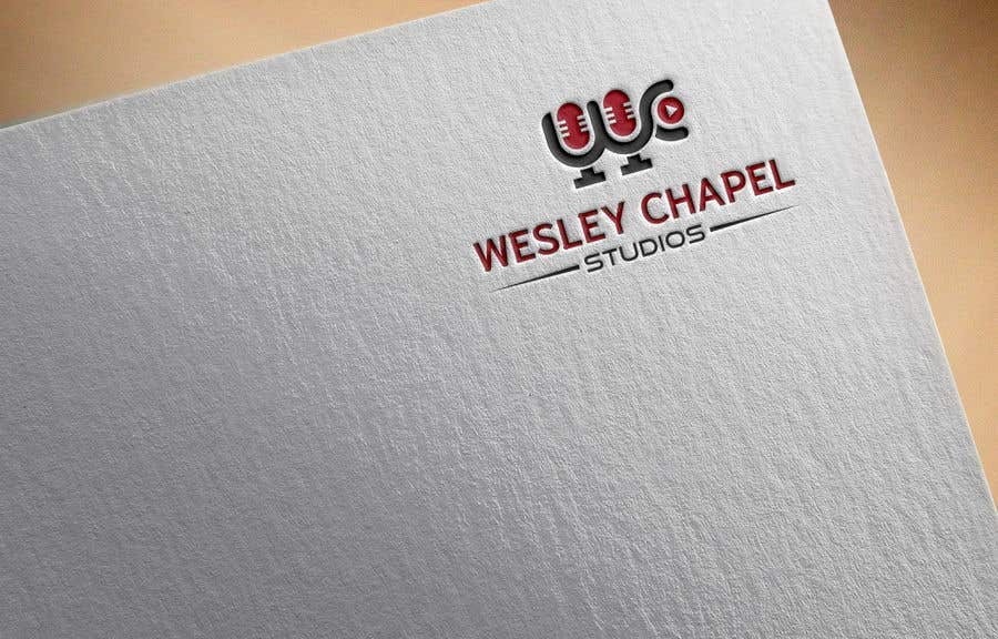 Konkurrenceindlæg #93 for Wesley Chapel Studios Logo Design - ORIGINAL DESIGNS ONLY!!!!