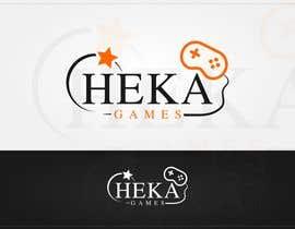 #79 para Logo for Heka Games por Jihambru