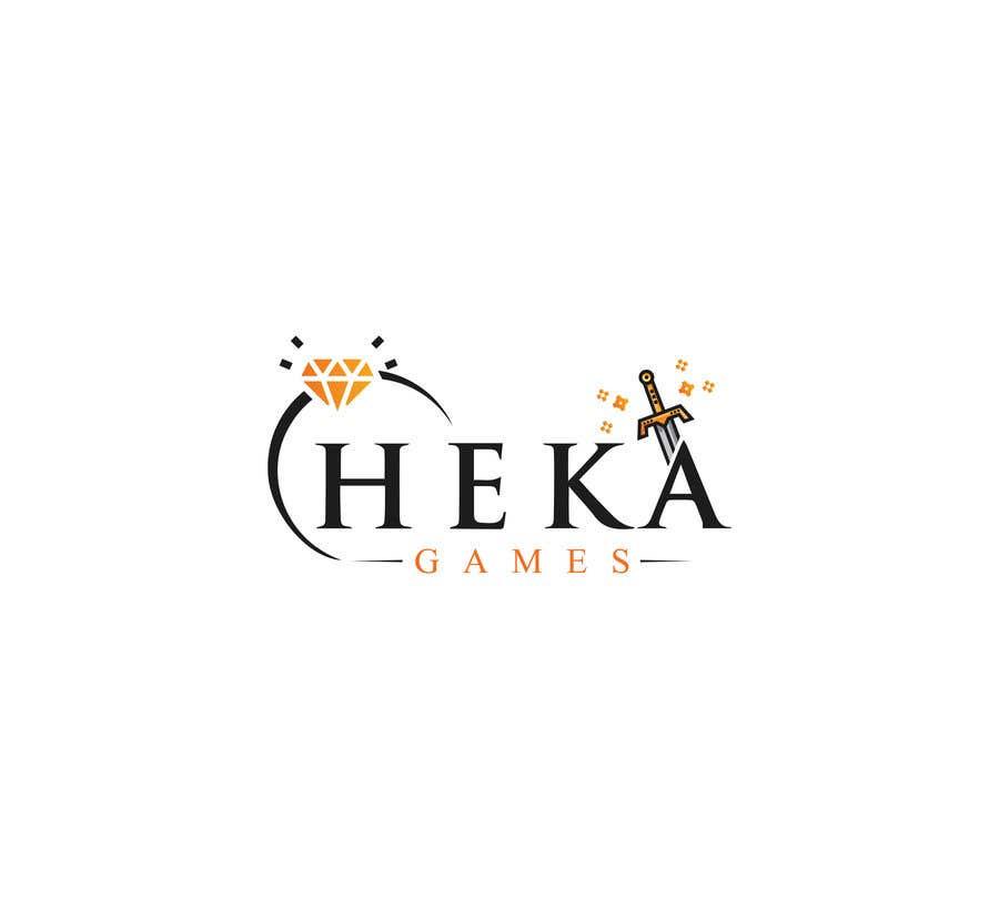 Inscrição nº 102 do Concurso para Logo for Heka Games