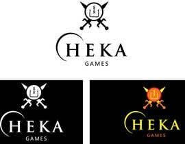 #97 para Logo for Heka Games por kawinder