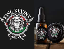 #83 para King Kevin's Beard Club por gerardocastellan