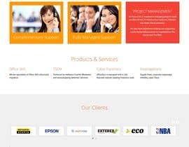 Nro 17 kilpailuun Build a corporate web site käyttäjältä rajbevin