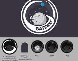 #585 for NASA Contest: Design the Gateway Program Graphic by Adrianm2d